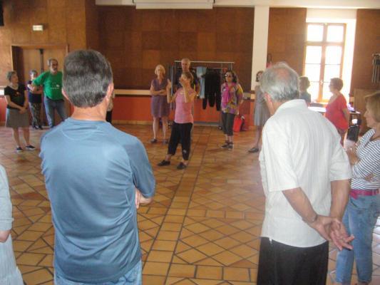 Stage sur les danses d'Ariège et du Lauragais