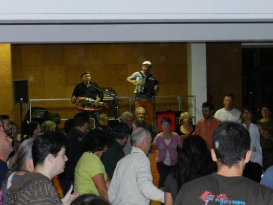 Cierp2011_Cercle circassien avec Castanha e Vinovel