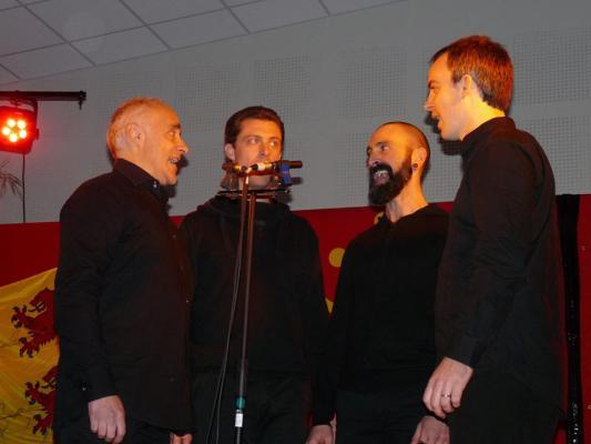 "Concert de ""Vox Bigerri"", groupe bigourdan"